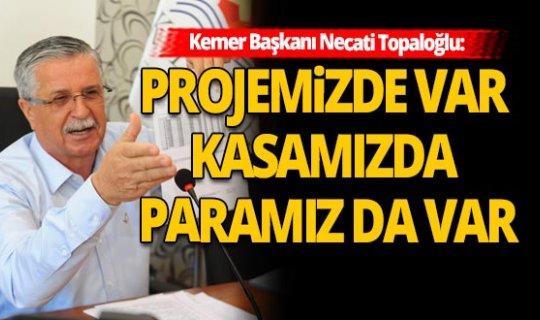 Kemer Belediye Başkanı gündeme dair açıklamalarda bulundu!