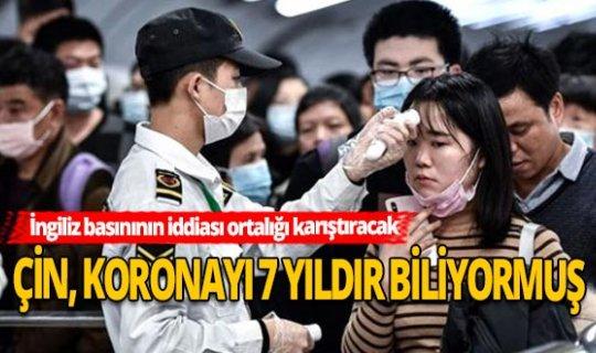 Koronavirüs salgınıyla ilgili yeni iddia!