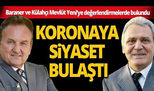 Turizmci Hüseyin Baraner ve Gazeteci Ahmet Külahçı Yeni Bakış'a Almanya-Türkiye ilişkilerini  değerlendirdi