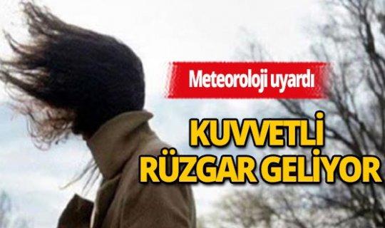 Antalya hava durumu: Kuvvetli rüzgar geliyor!