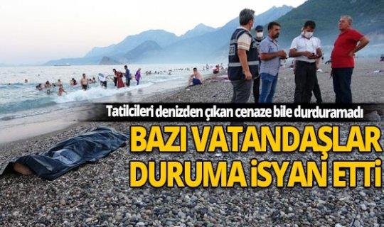 Sara hastası genç tatilinin son gününde denizde boğularak can verdi
