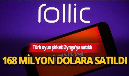 Türk oyun şirketi 168 milyon dolara Zynga'ya satıldı