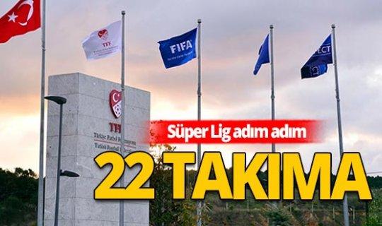 Türkiye Futbol Federasyonu'ndan kritik toplantı