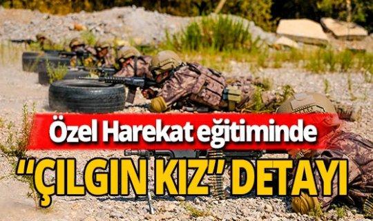 Antalya haber... 35 derece sıcakta askeri eğitim