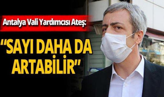 Antalya haber: Antalya'da 15 kişi yurtlara gönderildi