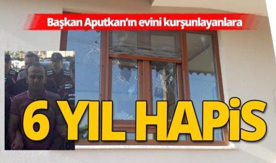 Antalya haber: Başkanın evine pompalı tüfekle 11 el ateş edildi