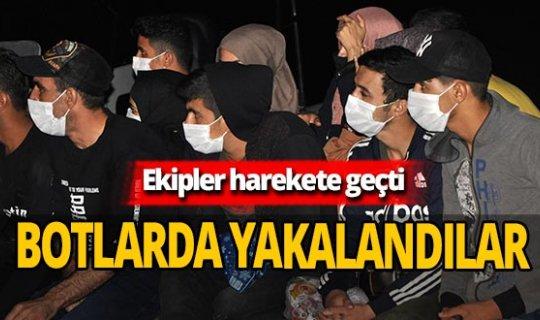 Antalya haber: Botlarda yakalandılar!