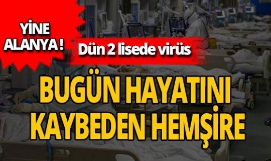 Antalya haber: İki sağlık çalışanı daha hayatını kaybetti