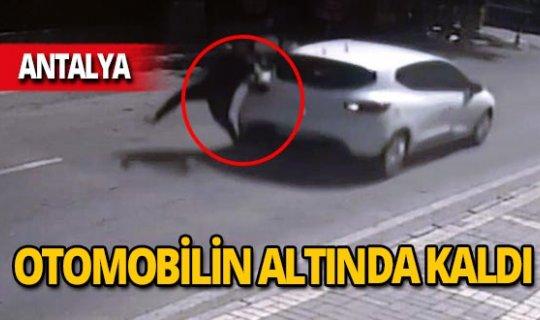 Antalya haber: Müşterisine yemek götürürken canından oluyordu