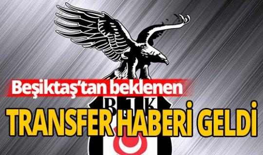 Beşiktaş'ta ses getiren transfer!