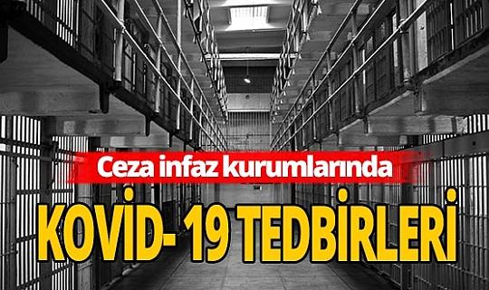 Ceza infaz kurumlarına ziyaretçi kabul ediliyor mu?