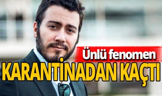 Enes Batur KYK yurduna yerleştirildi