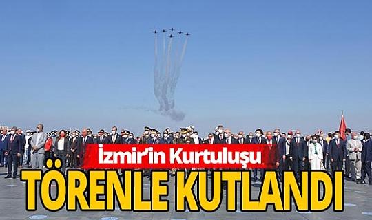 İzmir'in Kurtuluşu törenlerle kutlandı