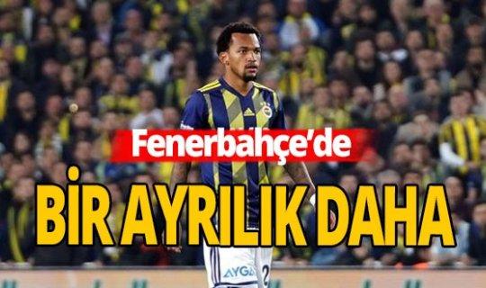 Jailson'dan Fenerbahçe'ye veda