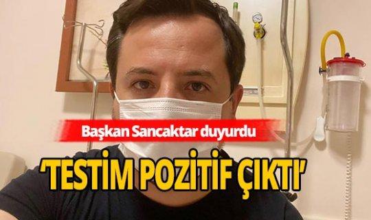 Kemal Sancaktar koronavirüse yakalandı