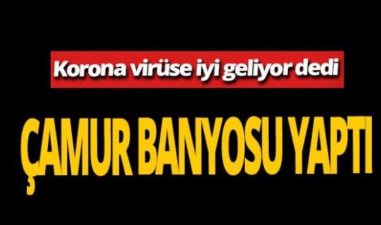 O siyasetçiden korona virüs iddiası