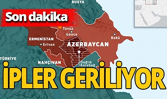 Son dakika! Azerbaycan, Ermenistan'a ait İHA'yı vurdu
