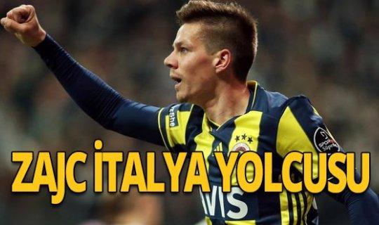 Son Dakika: Fenerbahçe, Miha Zajc'ın Genoa'ya kiralandığını açıkladı!