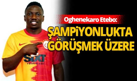 Son Dakika:  Oghenekaro Etebo, resmen Galatasaray'da