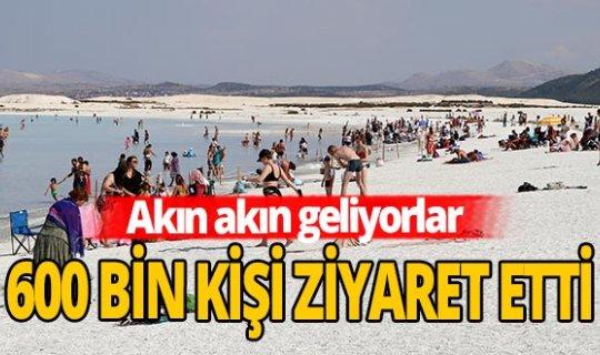 Türkiye'nin Maldivleri'ne 600 bin ziyaret