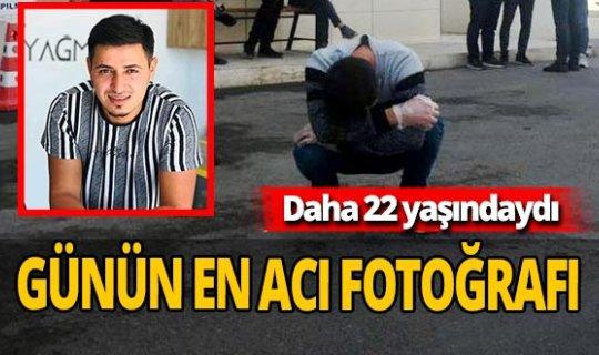 Antalya'da 22 yaşındaki Coşkun'un acı ölümü