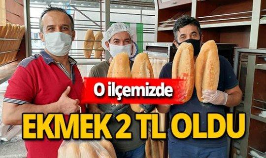 Antalya haber: Serik'te ekmek fiyatına zam!