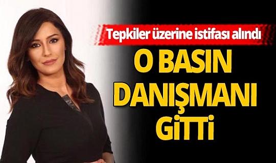 Tepkiler üzerine Serap Belovacıklı'nın istifası alındı