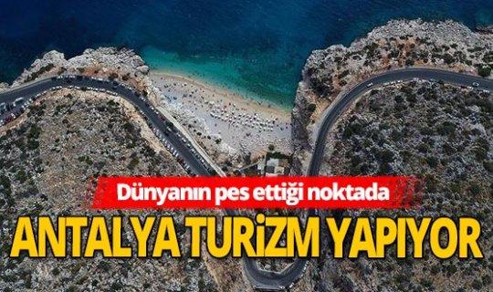 Antalya haber: Turizmin başkentinde sezon uzuyor
