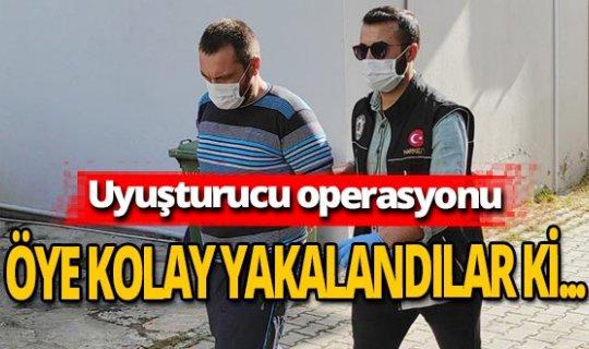 Antalya haber: Uyuşturucu tacirlerine bir darbe daha!