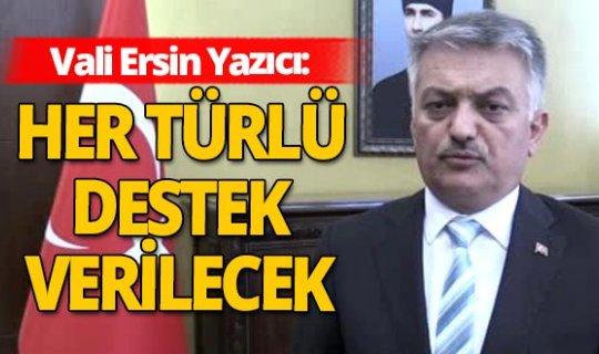 Antalya Valisi Ersin Yazıcı'dan Kumluca ve Finike açıklaması