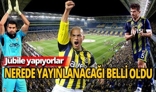 Fenerbahçe'den jübile hamlesi