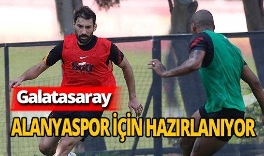 Galatasaray hazırlıklara tam gaz devam ediyor