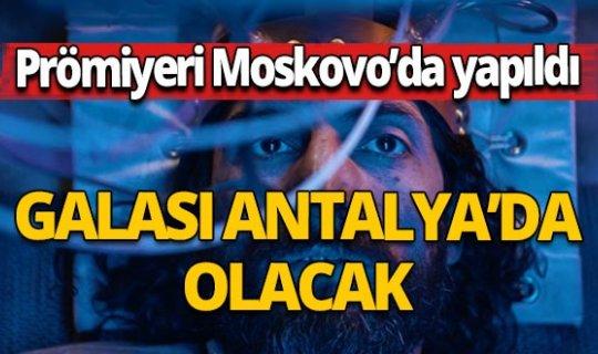 """""""Gölgeler İçinde"""" filmi uluslararası prömiyerini Moskova'da gerçekleştirdi"""