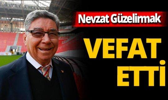 Göztepe'nin efsane ismi Nevzat Güzelirmak vefat etti