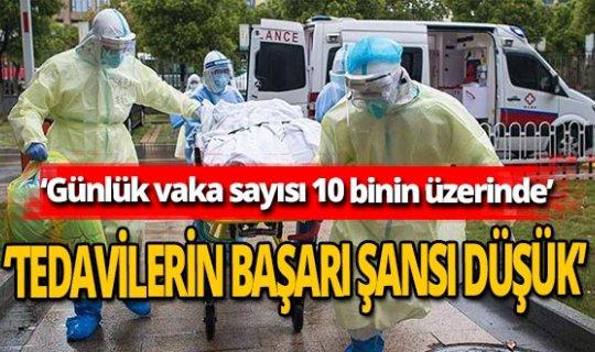 """""""Günlük korona vakası 10 binin üzerinde"""" iddiası"""