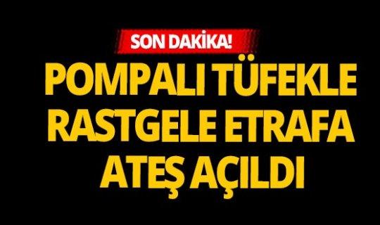 SON DAKİKA! İstanbul'da dehşet! Yaralılar var...