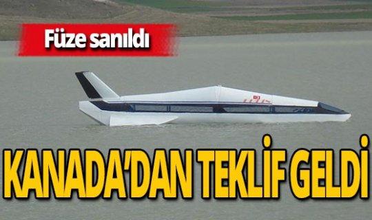 Kayseri'de füze paniği