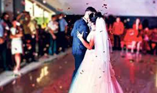 Kural tanımaz düğüne korona cezası!