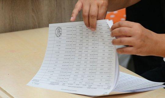Kuzey Kıbrıs Türk Cumhuriyeti halkı yarın ikinci kez sandığa gidiyor