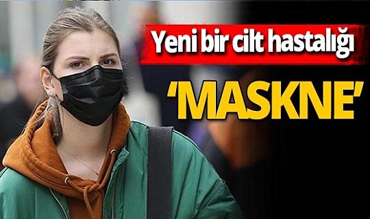 Maske kullanımına dikkat edin! Bu hastalığa yakalanabilirsiniz