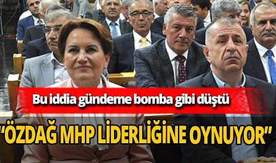 """Orhan Bursalı'dan çarpıcı iddia: """"Ümit Özdağ MHP liderliğine oynuyor"""""""