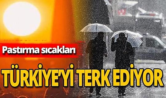 Pastırma sıcakları Türkiye'yi terk ediyor!