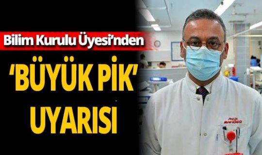 """Prof. Dr. Hasan Murat Gündüz: """"Tedbirlere uyulmazsa vaka sayıları yükselebilir"""""""
