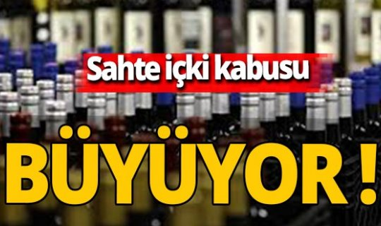 Tekirdağ'da sahte içki dehşeti! Ölenlerin sayısı arttı
