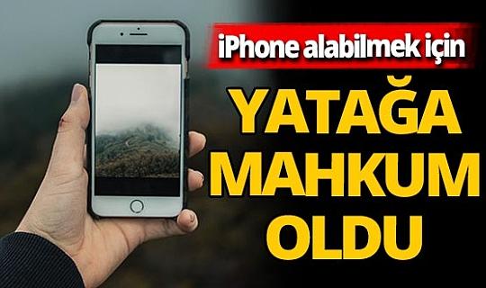 17 yaşında iPhone için böbreğini satan genç yatağa mahkum kaldı