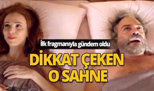 """""""9 Kere Leyla"""" filminin ilk fragmanı yayınlandı! İşte o dikkat çeken yatak sahnesi"""