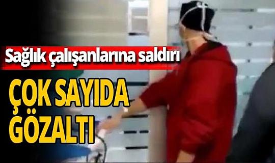 Ankara Üniversitesi Tıp Fakültesi Cebeci Hastanesi Çocuk Yoğun Bakım Servisi'nde sağlık çalışanlarına saldırı girişimi: 5 gözaltı
