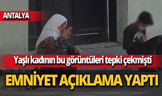 Antalya'da okul önünde alkol alırken yakalanmıştı, hakkında işlem yapıldı