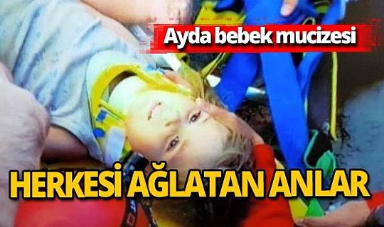 Ayda Gezgin hastaneye getirildi