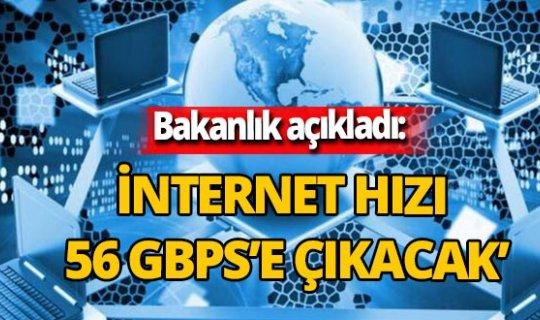 Bakanlık açıkladı! İnternet hızı önemli değişiklikler yaşayacak